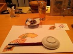 つばさ 公式ブログ/なでしこ寿司さんへ♪ 画像1