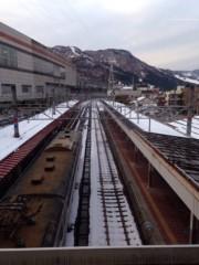 つばさ 公式ブログ/トンネルを抜けると其処は雪国でした☆ 画像1