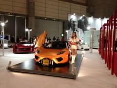つばさ 公式ブログ/TOKYO AUTOSALON 2013 画像3