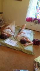 道重さゆみ(モーニング娘。) 公式ブログ/お昼寝 画像1