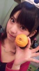 道重さゆみ(モーニング娘。) 公式ブログ/みかん 画像2