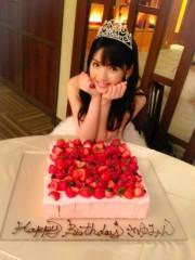 道重さゆみ(モーニング娘。) 公式ブログ/25歳! 画像1