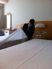 道重さゆみ(モーニング娘。) 公式ブログ/ホテルマン 画像1
