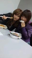 道重さゆみ(モーニング娘。) 公式ブログ/ご飯中→ 画像1