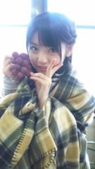 道重さゆみ(モーニング娘。) 公式ブログ/ぶどうと白桃ソフト 画像3