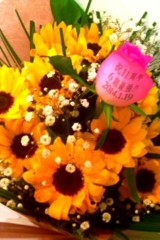 道重さゆみ(モーニング娘。) 公式ブログ/感謝♪ 画像1