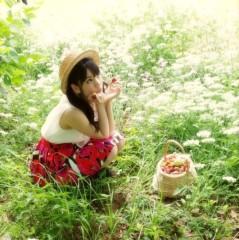 道重さゆみ(モーニング娘。) 公式ブログ/イチゴ摘み 画像3