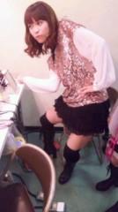 道重さゆみ(モーニング娘。) 公式ブログ/変なポーズ 画像1