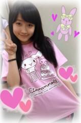 道重さゆみ(モーニング娘。) 公式ブログ/りほりほ 画像1
