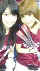 道重さゆみ(モーニング娘。) 公式ブログ/野球!(b^ー°) 画像1