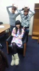 道重さゆみ(モーニング娘。) 公式ブログ/うさちゃんピース♪ 画像1