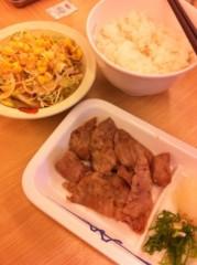 玉澤誠 公式ブログ/遅い昼飯なう☆ 画像1