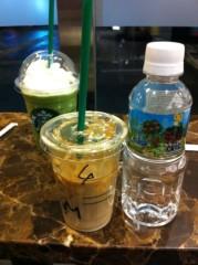 玉澤誠 公式ブログ/GREE限定飲料水☆ 画像1