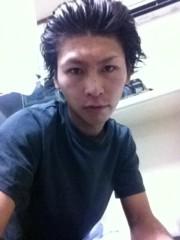玉澤誠 公式ブログ/洗い流さないトリートメントしたよ♪( ´▽`) 画像1
