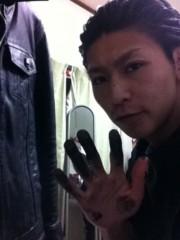 玉澤誠 公式ブログ/革ジャンの手入れ★ 画像1