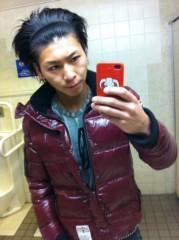 玉澤誠 公式ブログ/トイレにて(笑) 画像1