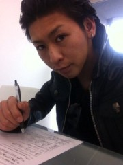 玉澤誠 公式ブログ/書き物_φ( ̄ー ̄ ) 画像1