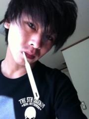 玉澤誠 公式ブログ/シャワー浴びてた(^ー゜) 画像1