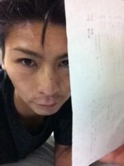 玉澤誠 公式ブログ/台詞 画像1