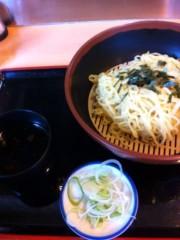 玉澤誠 公式ブログ/ざるラーメン☆ 画像1