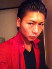 玉澤誠 公式ブログ/赤シャツだZ〜( ̄▽ ̄) 画像1