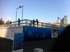 牧野愛 公式ブログ/ミッドタウンでスケート 画像3