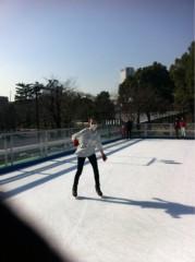 牧野愛 公式ブログ/ミッドタウンでスケート 画像2