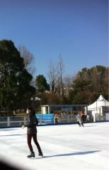 牧野愛 公式ブログ/ミッドタウンでスケート 画像1