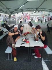 長澤奈央 公式ブログ/大つけ麺博!! 画像2