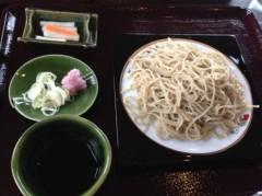 長澤奈央 公式ブログ/お蕎麦。 画像2
