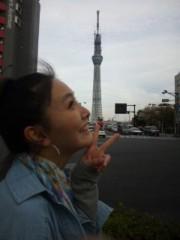 長澤奈央 公式ブログ/浅草での私。 画像1