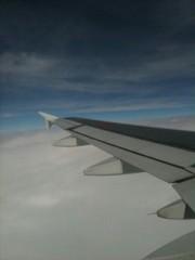長澤奈央 公式ブログ/雲の絨毯 画像1