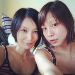 長澤奈央 公式ブログ/田中美保ちゃんと。 画像1