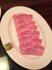 長澤奈央 公式ブログ/肉!! 画像1