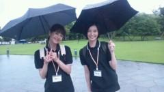 長澤奈央 公式ブログ/素敵な共演者。 画像1