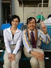 長澤奈央 公式ブログ/大杉先生と! 画像1