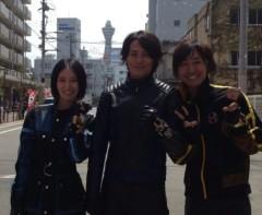 長澤奈央 公式ブログ/青黄紺 画像1