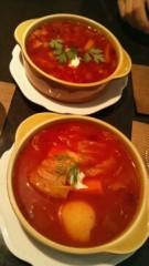 長澤奈央 公式ブログ/ロシア料理 画像1