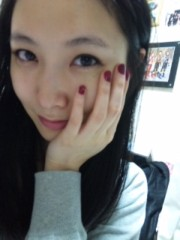 長澤奈央 公式ブログ/赤です 画像1