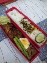 長澤奈央 公式ブログ/今日のお弁当は? 画像1