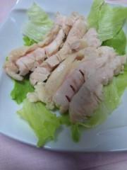 長澤奈央 公式ブログ/塩鶏に挑戦! 画像1