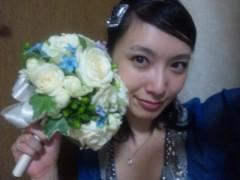 長澤奈央 公式ブログ/ブーケ 画像1