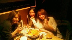 長澤奈央 公式ブログ/三人娘。 画像1