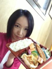 長澤奈央 公式ブログ/早飯。 画像1
