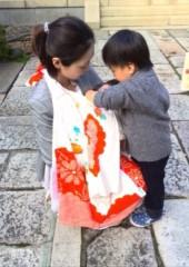 長澤奈央 公式ブログ/お宮参り。 画像1