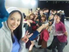長澤奈央 公式ブログ/仲間達と。 画像1