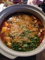 長澤奈央 公式ブログ/鍋の季節になりました。 画像1