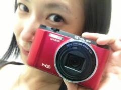 長澤奈央 公式ブログ/赤いカメラ。 画像1