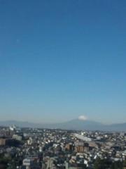 長澤奈央 公式ブログ/富士山 画像1