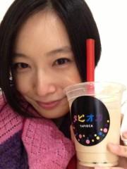 長澤奈央 公式ブログ/タピオカ。 画像1